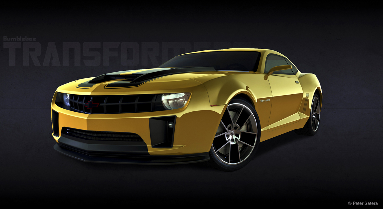 gallery for transformers 2 bumblebee car. Black Bedroom Furniture Sets. Home Design Ideas